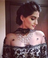 Sonam Kapoor at the Chopard Party at Cannes