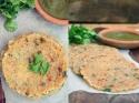 साबुदाना थालीपीठ : नवरात्री रेसिपी