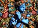क्यूं पड़ गया श्री कृष्ण के शरीर का रंग नीला ?
