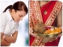 जिन्हे नवरात्री के व्रत में होती है एसिडिटी, वे जरुर पढ़ें