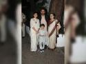 ये सितारे पहुंचे आमिर खान की दिवाली पार्टी में