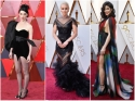 ऑस्कर 2018: रेड कार्पेट पर सेलिब्रेटी 'फैशन डिजास्टर'