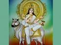 नवरात्रि 2020: आठवें दिन इस विधि से करें देवी महागौरी की पूजा
