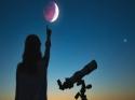 चंद्रग्रहण देखने से आंखों पर कोई नुकसान पहुंचता हैं?