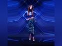 मेटालिक इंडिगो ब्लू ड्रेस में मलाइका अरोड़ा आईं नजर