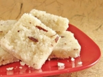 Nariyal Ki Burfi Recipe Sweets Aid