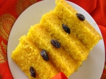 Mango Burfi Recipe Sweets Aid