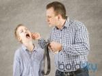 बच्चों के साथ सख्ती से पेश आने पर भविष्य में हो सकता है भारी नुकसान