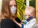 2 साल से कम बच्चों के लिए खतरनाक हो सकता है मास्क पहनना, एक्सपर्ट ने दी चेतावनी