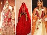 बॉलीवुड की इन 10 एक्ट्रेस ने अपनी शादी में पहना सब्यसाची मुखर्जी द्वारा डिजाइन किया हुआ लहंगा