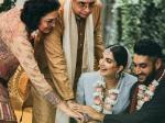 दुल्हन ने अपनी शादी में लंहगा पहने की जगह पहना पैंटसूट,  अब इंटरनेट पर कर रही है ट्रेंड