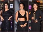 सुष्मिता, कियारा और ज़रीन खान ने ब्लैक आउटफिट में किया रॉक