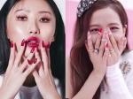 नेल आर्ट की शौकीन हैं तो  ट्रेंडी नेल आर्ट के लिए कोरियन पॉप स्टार से लें इंस्पिरेशन