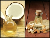 बालों के लिये कौन सा तेल है सबसे बेस्ट - नारियल या बादाम तेल