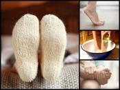 अगर पैर रहते हैं हर वक्त ठंडे तो आजमाएं ये घरेलू उपचार