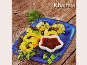 खांडवी रेसिपी: घर पर ऐसे बनाएं गुजराती बेसन खांडवी