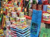 दिवाली स्पेशल: पटाखे फोड़ते समय अपने आस-पास जरुर रखें ये 5 चीज़ें