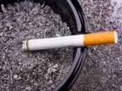 World No Tobacco Day: सिगरेट का बचा हुआ टुकड़ा भी होता है खतरनाक, इसमें होते है कई केमिकल