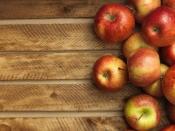 रिसर्च: एक सेब में होते हैं 10 करोड़ से ज्यादा बैक्टीरिया, खाते वक्त रखें इस बात का ध्यान