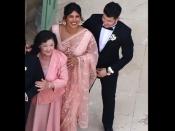 सोफी टर्नर और जो जोनस की शादी में एथनिक लुक में नजर आई प्रियंका, फोटो हुई वायरल