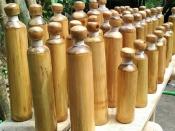बांस की बोतल में पानी पीने से होते हैं खूब फायदे, स्किन रहती हैं फ्रेश और बीमारियां रहती हैं दूर