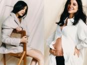 अनुष्का शर्मा का प्रेग्नेंसी फोटोशूट, बेबी बंप फ्लॉन्ट करते दिखाई शानदार ड्रेसेज-PICS