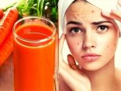 सर्दियों में पिंपल से हैं परेशान तो इस्तेमाल करें गाजर का जूस, जानें लगाने का सही तरीका