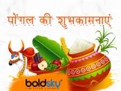 Happy Pongal 2021 : पोंगल मना रहे दोस्तों को दें बधाई, भेजें ये खूबसूरत संदेश
