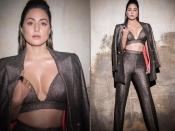 हिना खान ने कराया बेहद बोल्ड फोटोशूट, देखें ग्लैमरस फोटो