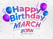 मार्च में जन्मे लोगों की ये खासियत उन्हें बनाती है दूसरों से बिल्कुल अलग
