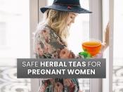 गर्भावस्था में इन हर्बल टी का सेवन है सुरक्षित, पी सकती हैं आप भी