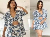 मिनी स्कर्ट में हिना खान ने शेयर किया बोल्ड लुक, देखें सिजलिंग अंदाज