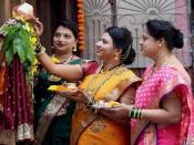 Gudi Padwa 2021 : गुड़ी पड़वा के दिन करें इस मंत्र का जाप, पूरे वर्ष घर में रहेगा सुख समृद्धि का वास