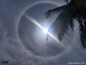 Sun Halo: सूरज की चमकीली अंगूठी ने सबको किया हैरान, क्या आपने किया इस आसमानी घटना का दीदार