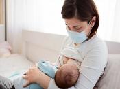 सेफ्टी टिप्स: स्तनपान कराते हुए माएं पहने मास्क, जानें कैसे अपने नवजात शिशु को कोरोना से बचाएं