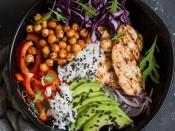 चिकन, चावल और छोले की मदद से बनाएं यह डिलिशियस डिश