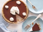 इन स्टेप्स को फॉलो करके घर पर बनाएं चॉकलेट पुडिंग पाई