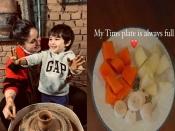 अपने लाड़ले तैमूर की ग्रोथ के लिए करीना खिलाती है ये फल, जानिए 5 साल के बच्चे की हेल्दी डाइट चार्ट