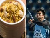 Neeraj Chopra Diet ओलिंपिक के सूरमा नीरज चोपड़ा को मीठे में पसंद है देसी घी का चूरमा, ऐसा है कुछ उनका खानपान