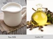रात को सोने से पहले गर्म दूध में मिलाएं 2 बूंद अरंडी का तेल, सुबह तक खुल जाएगा बंद कब्ज का ताला