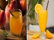 संतरा या सेब, जानें कौनसा जूस पीने से होते हैं ज्यादा फायदे