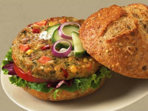 Veggie Burger Recipe Aid0204