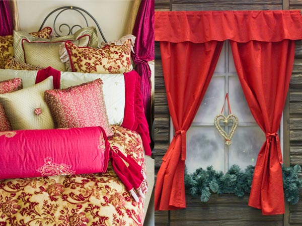 7 decorating ideas with bed sheets