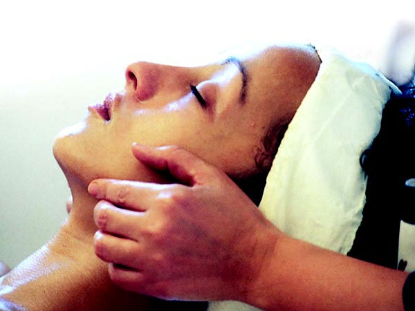 types facials sensitive skin
