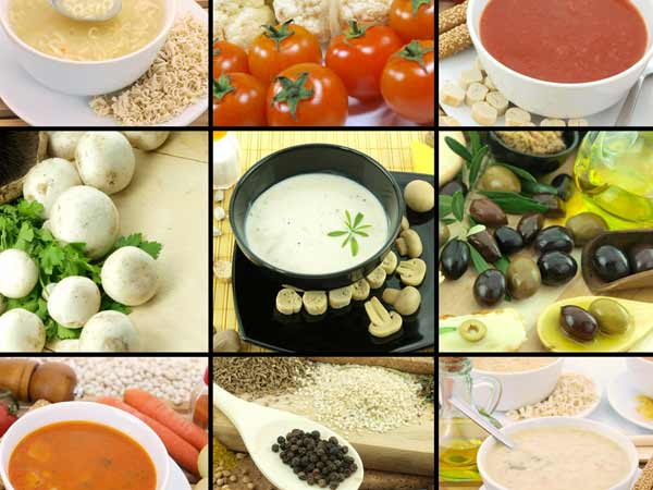 protein rich vegetarian foods