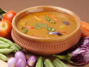 वेजिटेबल सांभर: साउथ इंडियन डिश