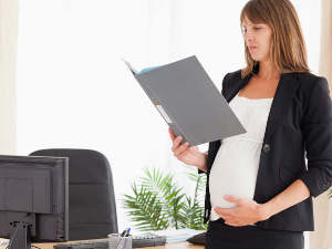 Pregnant Working Woman Tips