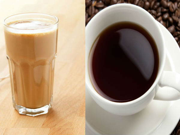 tea or coffee the healthier choice