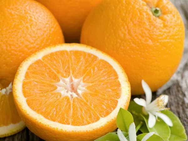 घर पर बनाये संतरे से फेस पैक | Homemade Orange Face Packs | घर पर बनाये  संतरे से फेस पैक - Hindi Boldsky
