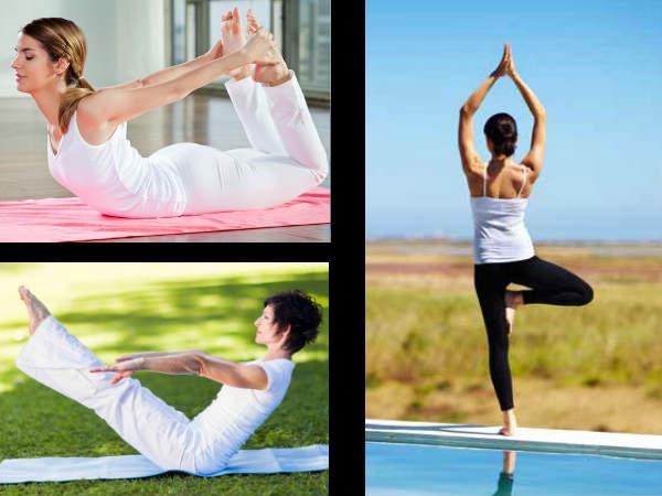 मोटापा कम करने वाले योग आसन